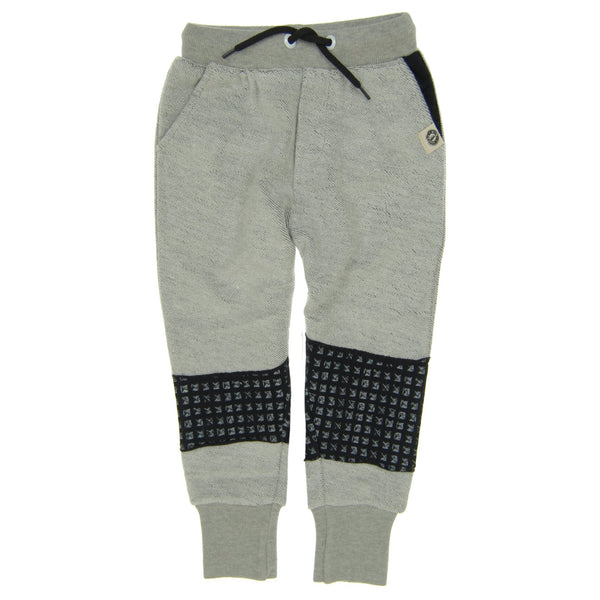 Rock and Roll Studded Baby Sweat Pants by: Mini Shatsu