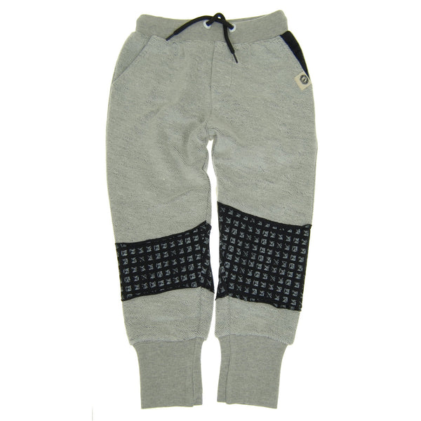Rock and Roll Studded Sweat Pants by: Mini Shatsu