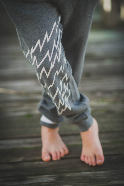 Electric Baby Sweat Pants by: Mini Shatsu