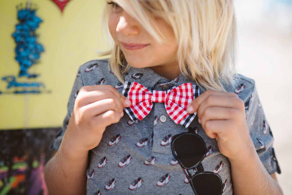 Bow Tie Baller Baby Polo Shirt by: Mini Shatsu