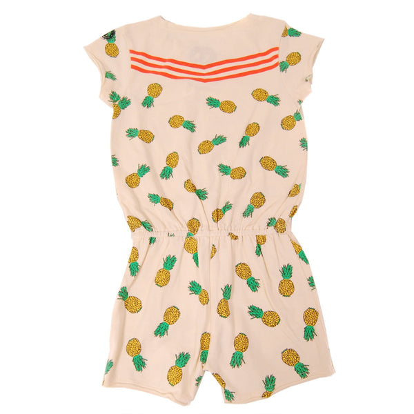 Pineapple Cassette Romper by: Mini Shatsu
