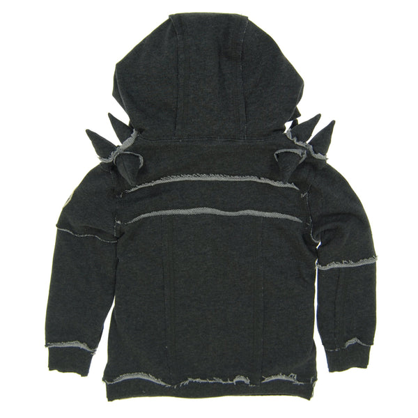 Sergeant Electric Guitar Spike Baby Hoody by: Mini Shatsu