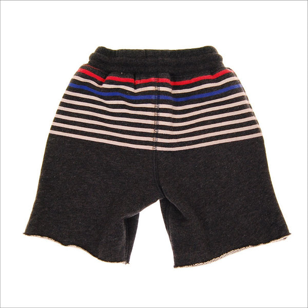 Stripe Cotton Shorts by: Mini Shatsu