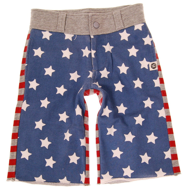 Vintage Stars and Stripes Shorts by: Mini Shatsu