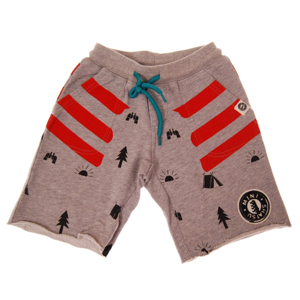 Camp Baby Shorts by: Mini Shatsu