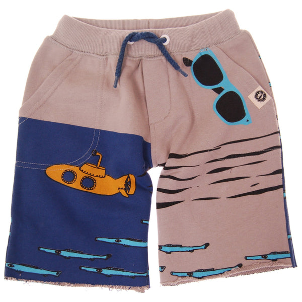 Submarine Baby Shorts by: Mini Shatsu