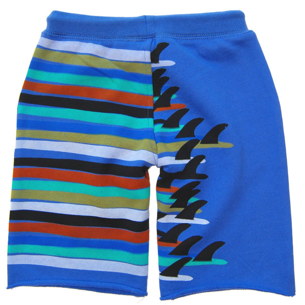 Surfboard Tower Baby Shorts by: Mini Shatsu