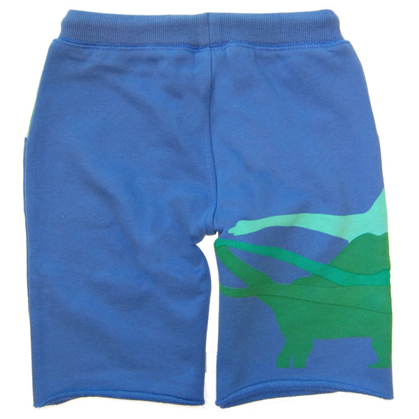 Dinosaur Mountain Baby Shorts by: Mini Shatsu