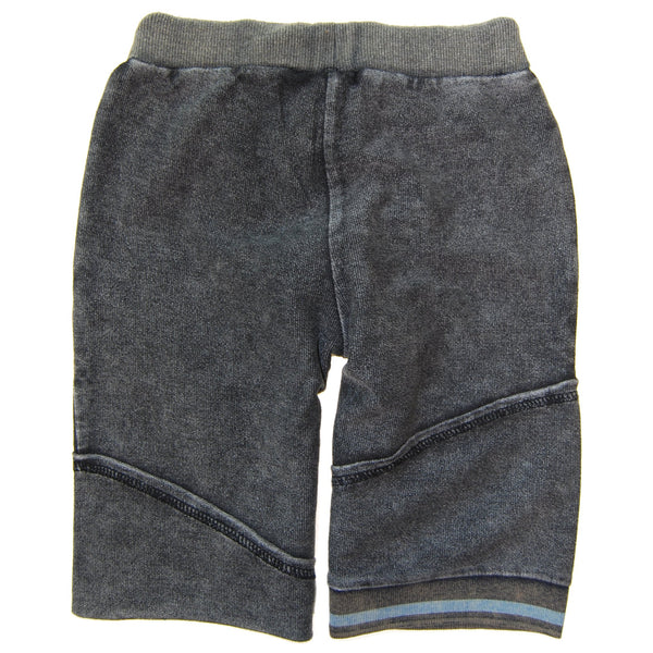 Charcoal Sweat Shorts by: Mini Shatsu