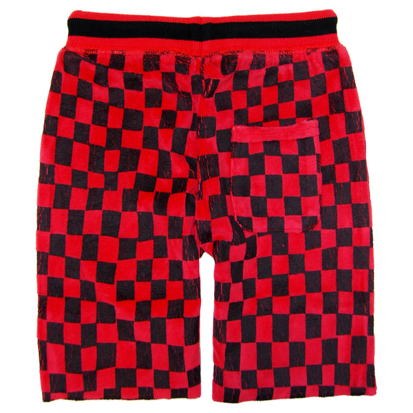 Checkered Baby Shorts by: Mini Shatsu