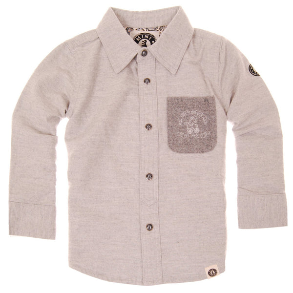 Pegasus Motorcycle Baby Button Down Shirt by: Mini Shatsu