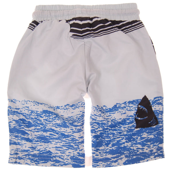 Shark Swim Trunk by: Mini Shatsu