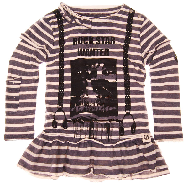 Rock Star Wanted Baby Tunic by: Mini Shatsu