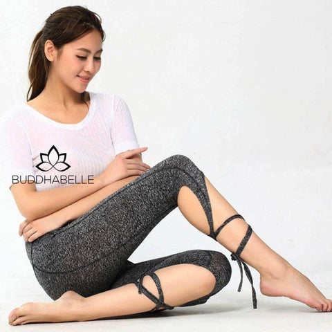 Ballerina Cropped Leggings Athletic