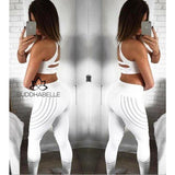 High Waist Sport Leggings Athletic