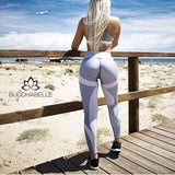 Sport Print Leggings Athletic