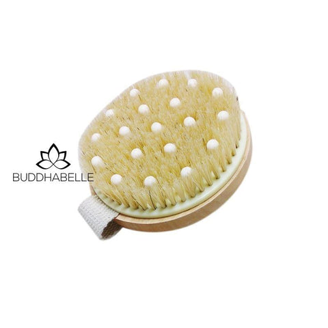 Bath/shower Bristle Brush Bath And Body