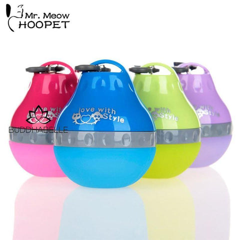 Pet Safe Travel Water Bottle Cat Stuff