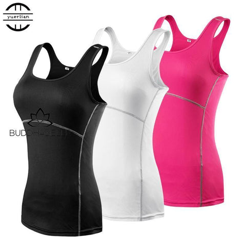 Yoga Quick Dry Tank Top Athletic