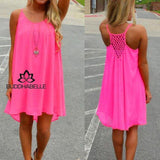 Beach-Ready Summer Dress Rose / S Beach Stuff