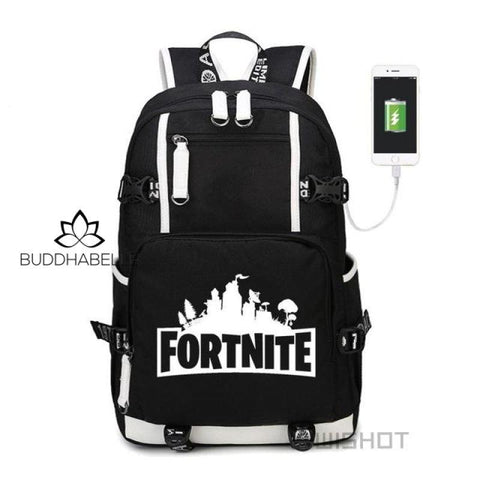 Fortnite Battle Royale Backpack 1 / 46X30X14Cm Fortnite