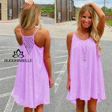 Beach-Ready Summer Dress Purple / S Beach Stuff