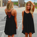 Beach-Ready Summer Dress Black / S Beach Stuff