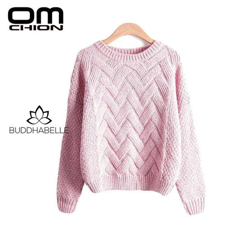 Femme Thick Sweater Womans Tops