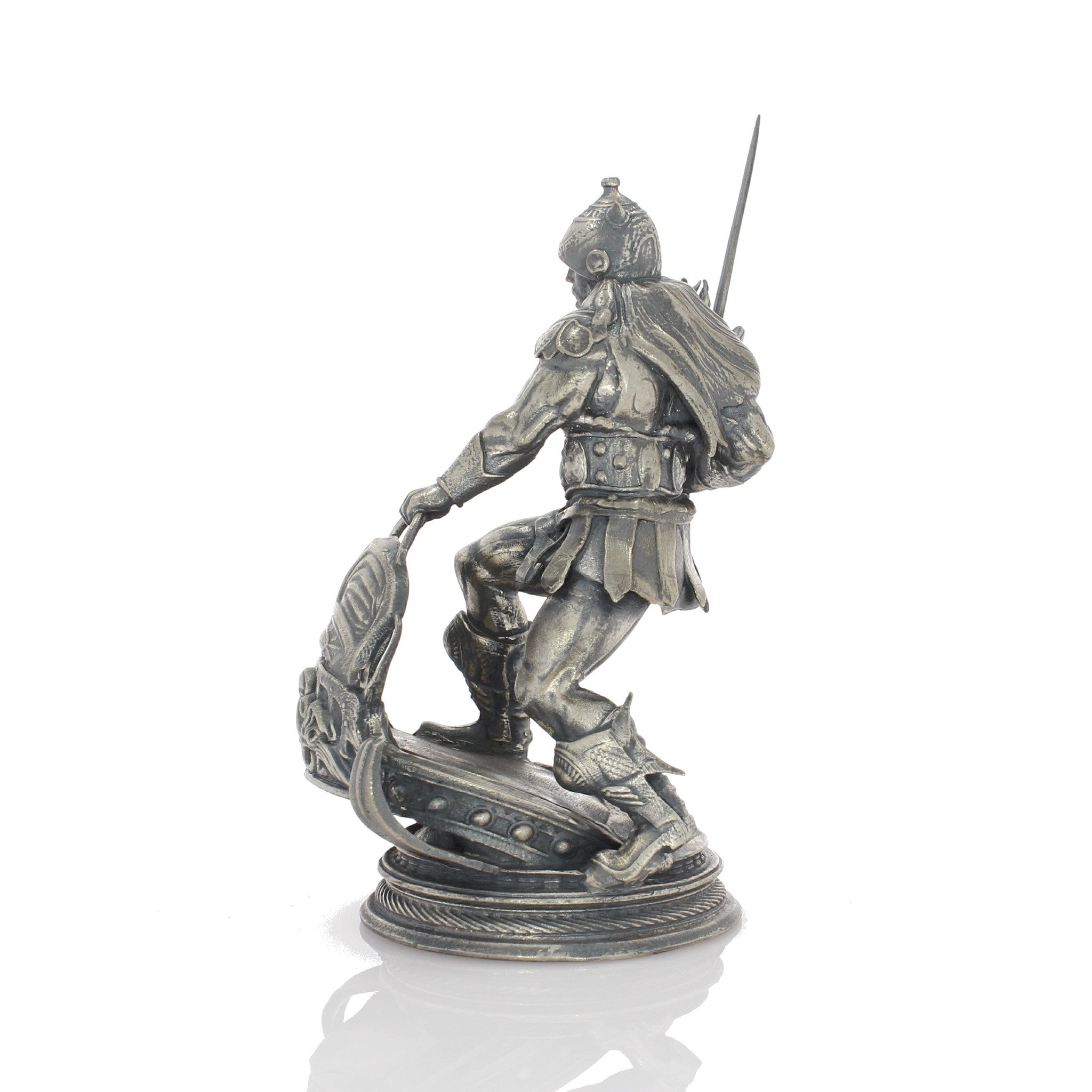 Products - Silver Statues