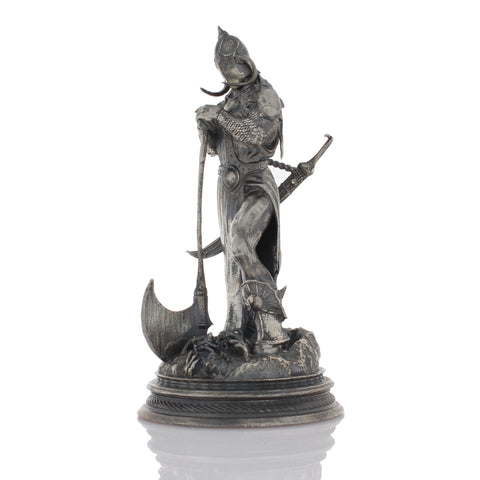Frazetta's Death Dealer 3 - Silver Statues