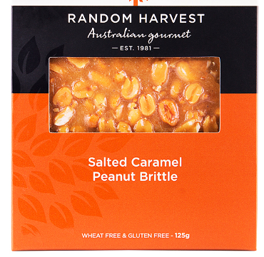 Salted Caramel Brittle 125g