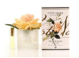Perfumed Natural Touch Rose in White