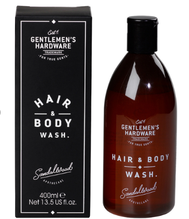 Gents Hair & Body Wash 400ml