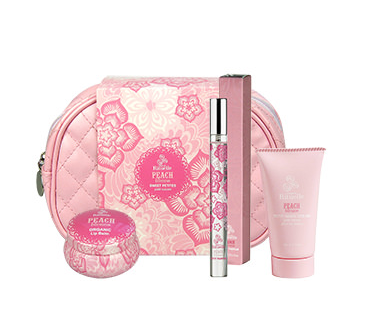 Peach Blossom Candy Gift Set