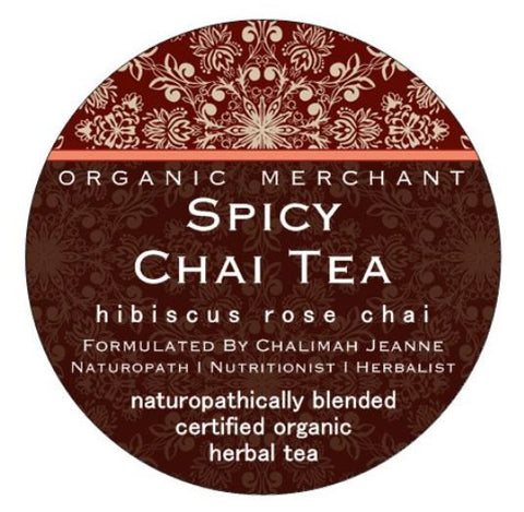 Spicy Chai Tea