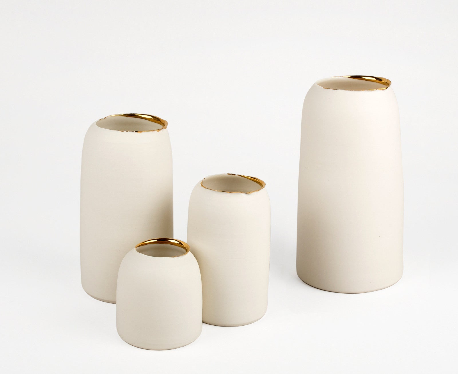 Ensemble Vases Candle