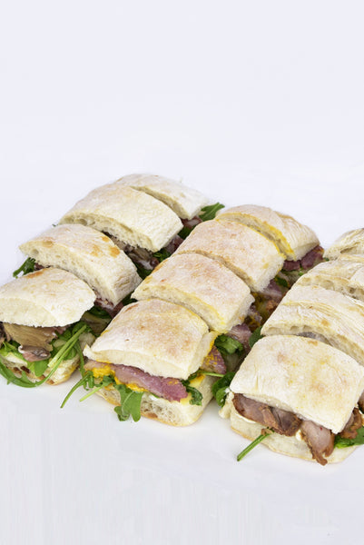 Finger Sandwiches - $128 for 32 pieces finger sandwiches
