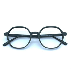 PRE ORDER - Captivated Eyewear Anti-Blue Reading Glasses - Edith Charcoal AVAILABLE EARLY OCTOBER