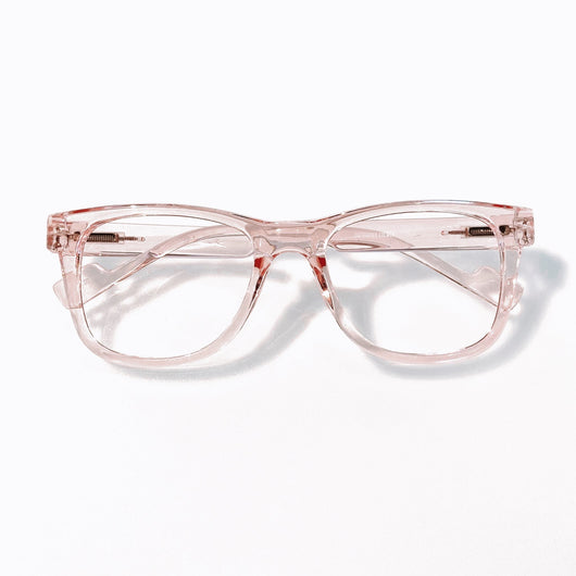 Captivated Eyewear Anti-Blue Reading Glasses - Roxy Pink