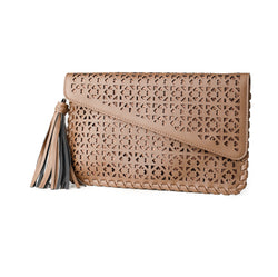 Rosa Cut Out Clutch