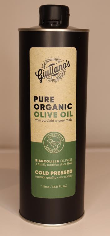 Giuliano's Extra Virgin Olive Oil - 0.5 LTR