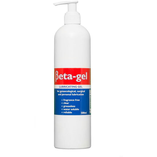 Bulk Lubrication - BETAGEL 500ml