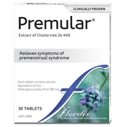 Premular PMS Symptomatic Relief Tablets