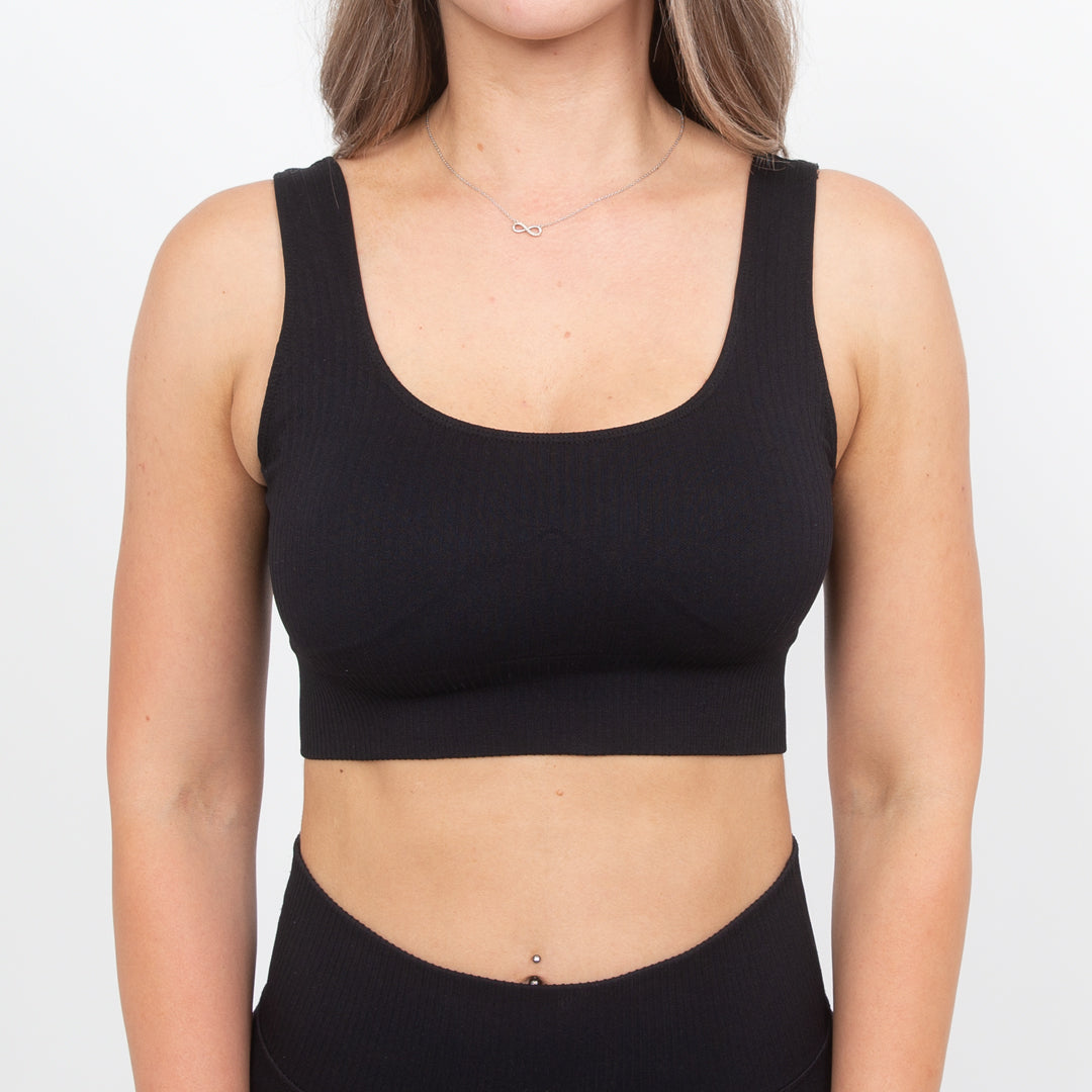 Phantom Seamless Sports Bra