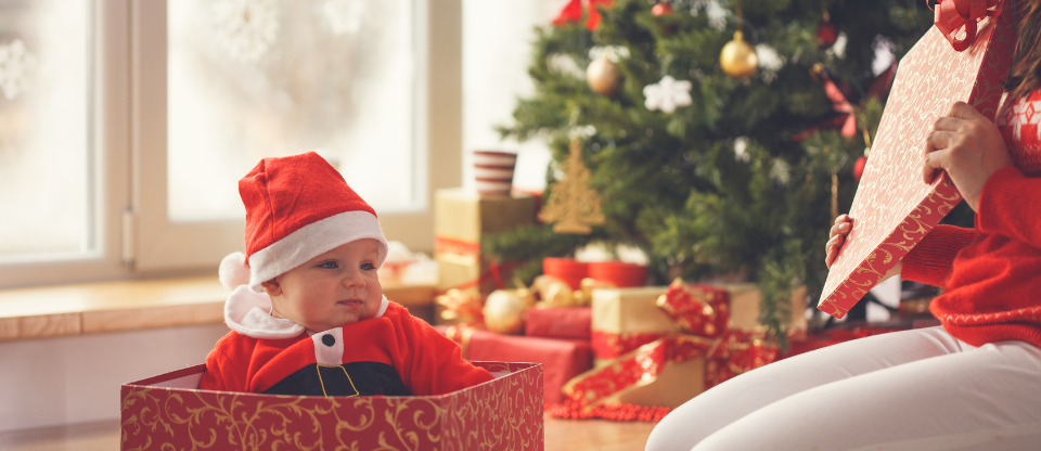 The Best Christmas Presents For Newborn Babies