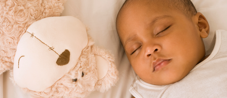 "What constitutes my baby ""sleeping through the night"" and will it ever happen?"