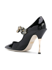 Patent Cardinale Mary Jane Pumps