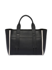 Prada Ouverture Black Leather Bag
