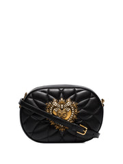 Dolce & Gabbana Devotion Black Camera Bag