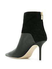 Jimmy Choo Beyla 85 Black Boots